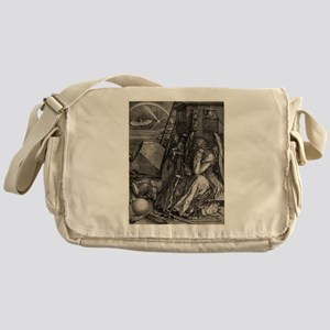 Melencolia I - Albrect Durer - 1514 Messenger Bag