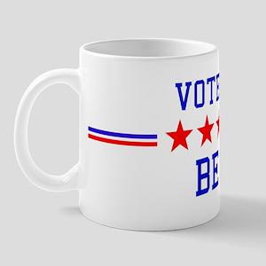 Vote for Beck Mug