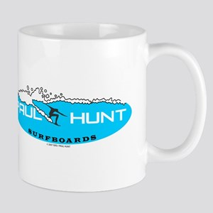Paul Hunt Surfboards Mug