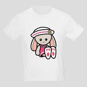 Girl Bunny Kids T-Shirt