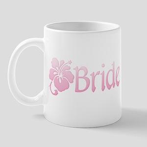 Hibiscus Bride Mug