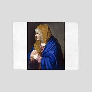 Mater Dolorosa - Titian 5'x7'Area Rug