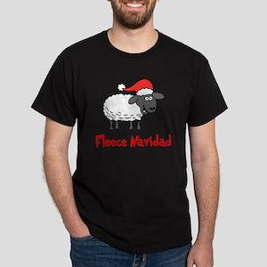 Fleece Navidad Dark T-Shirt