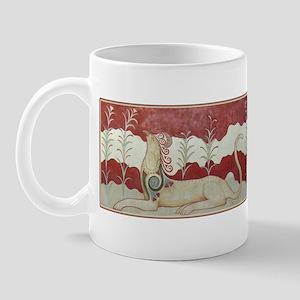 Minoan Gryphon- Mug Mugs