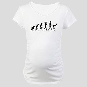 Twerking Evolution Twerk Maternity T-Shirt
