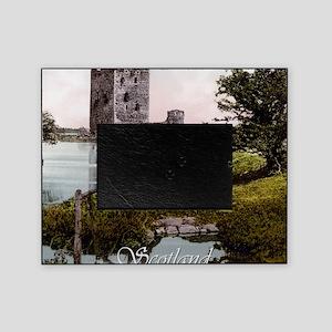 Scotland Threave Castle Picture Frame