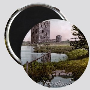 Scotland Threave Castle Magnet