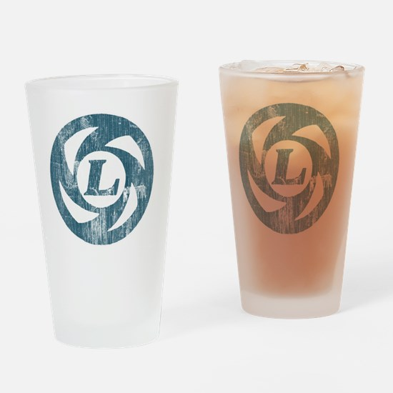 Leyland Drinking Glass