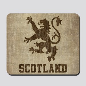 Vintage Scotland Mousepad