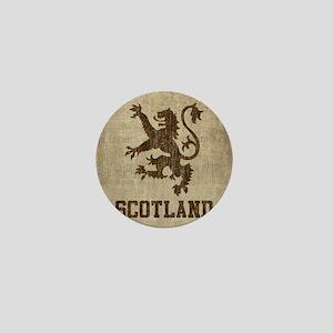 Vintage Scotland Mini Button
