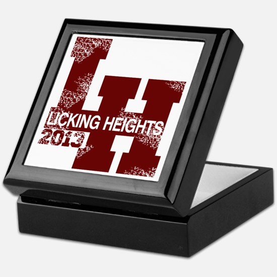 Licking Heights 2013 Keepsake Box