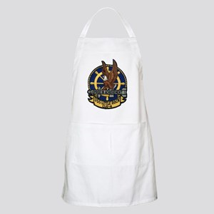 uss little rock patch transparent Apron