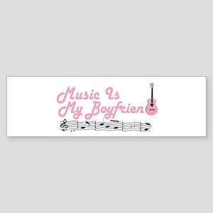 Music 1 Bumper Sticker