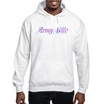 Army Wife ver2 Hooded Sweatshirt