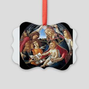 Magnifat Madonna - Botticelli Ornament