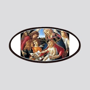Magnifat Madonna - Botticelli Patch