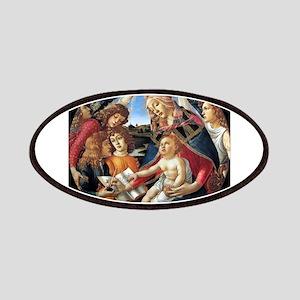 Magnifat Madonna - Botticelli Patch