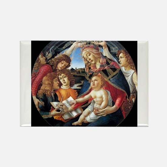 Magnifat Madonna - Botticelli Magnets