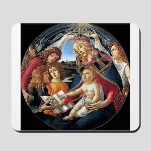 Magnifat Madonna - Botticelli Mousepad