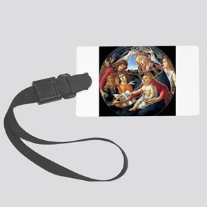 Magnifat Madonna - Botticelli Luggage Tag