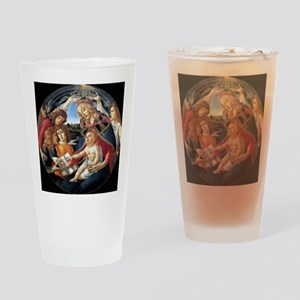 Magnifat Madonna - Botticelli Drinking Glass