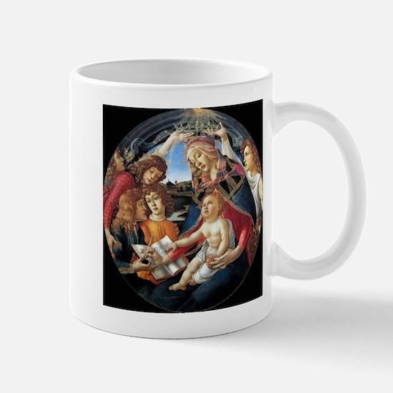 Magnifat Madonna - Botticelli Mugs