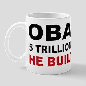anti obama he built thatdbumpl Mug