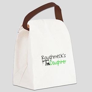 Roughnecks Daughter Canvas Lunch Bag