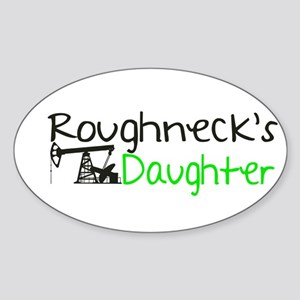 Roughnecks Daughter Sticker
