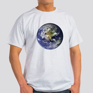 Mother Earth Light T-Shirt (both sides)
