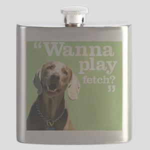 Fetch Dog Flask
