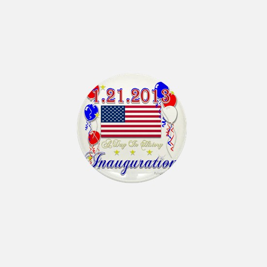 1-21-2013 Inauguration Mini Button