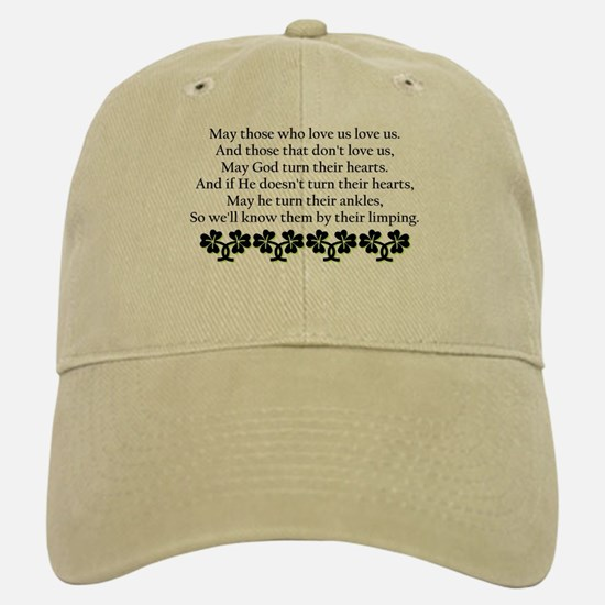 Irish Blessing? Baseball Baseball Cap