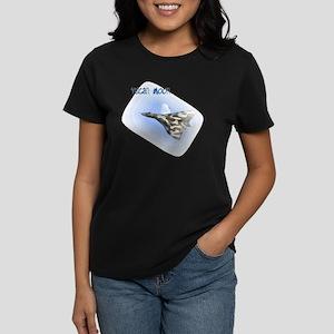 Vulcan Moon Women's Dark T-Shirt