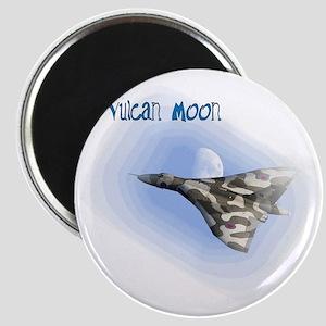 Vulcan Moon Magnet