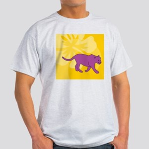 Panther Beer Label Light T-Shirt
