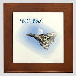 Vulcan Moon Framed Tile