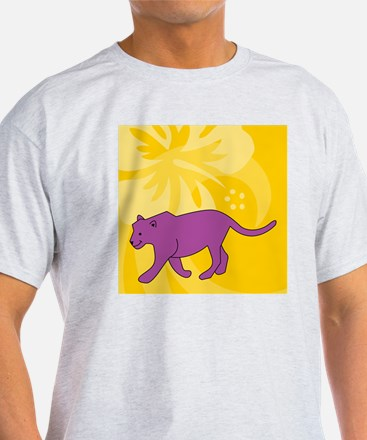 Panther Puzzle Coasters (set of 4) T-Shirt