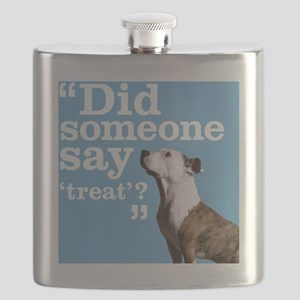 Treat Dog Flask