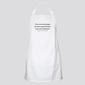 Freud and the Irish BBQ Apron