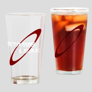 Stasis Leak Drinking Glass
