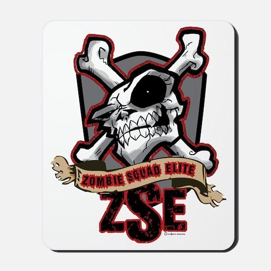 ZSE Badge Mousepad