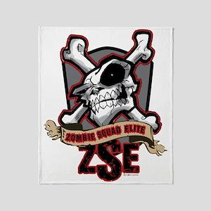 ZSE Badge Throw Blanket