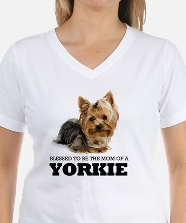 Blessed YORKIE MOM Shirt