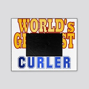 World's Greatest Curler Picture Frame