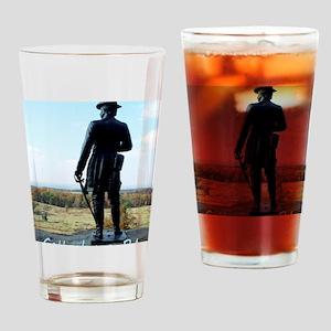 Greeting Card - Gen Warren at Littl Drinking Glass
