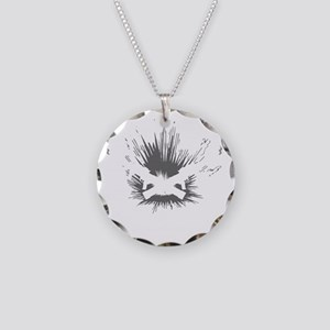 Crowder Explosives Necklace Circle Charm