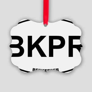 BKPR Beekeeper Picture Ornament