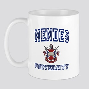 MENDES University Mug
