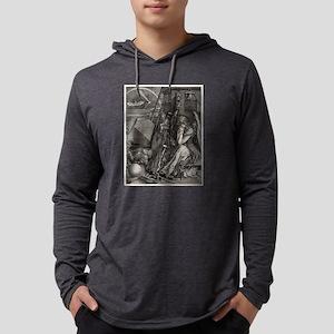 Melencolia I - Albrect Durer - 1514 Mens Hooded Sh